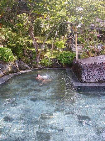 Kedisan Resort & Resto Apung: sources d'eau chaude