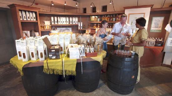 D gustation de sucres sp ciaux et rhum picture of l for Chambre de sucre gourmet artisanal sugars