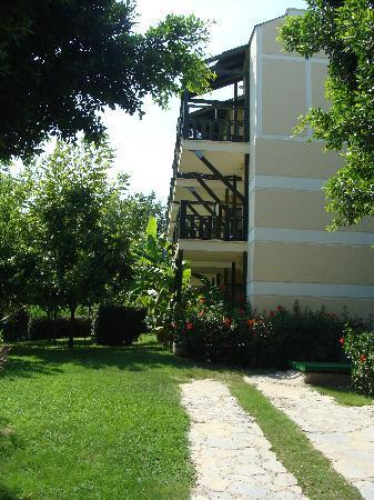 Limak Limra Hotel & Resort: annexe à l'hôtel situé dans le parc