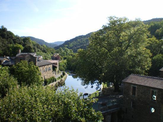 Auberge du Valgrand : Vue depuis la chambre