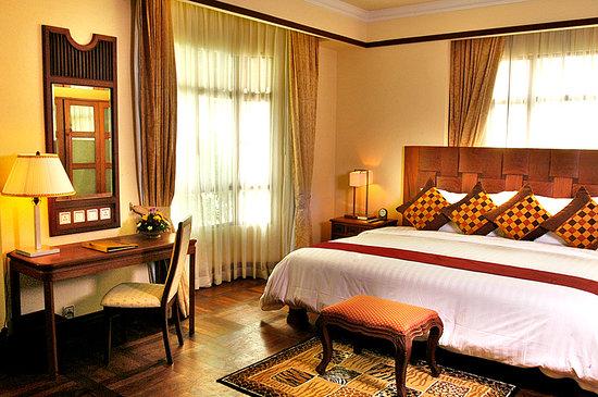 Sokha Angkor Resort: Sute