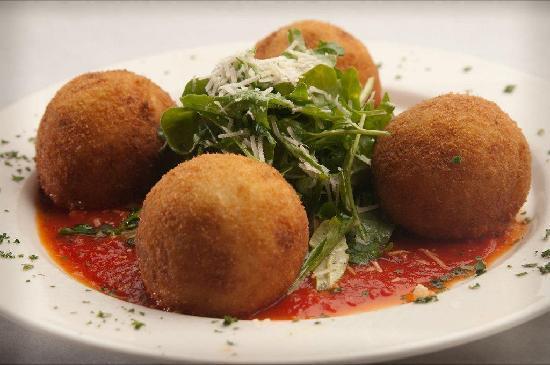 Fiorentino's Cucina Italiana: Arancini