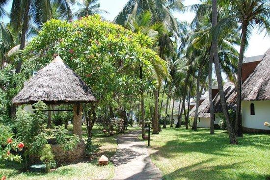 Severin Sea Lodge - Palmgarden