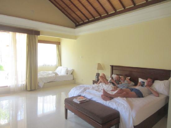 Villa Grasia Resort & Spa: Hotelkamer villa grasia