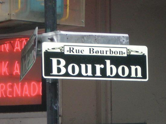 Nowy Orlean, Luizjana: la famosa.....