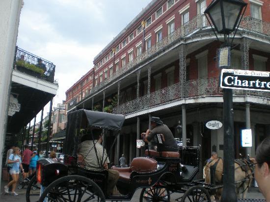 Новый Орлеан, Луизиана: dalla cattedrale....