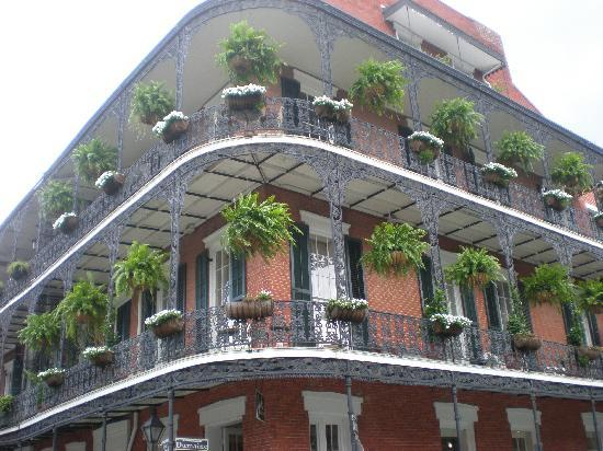 Best Hotels Warehouse District New Orleans