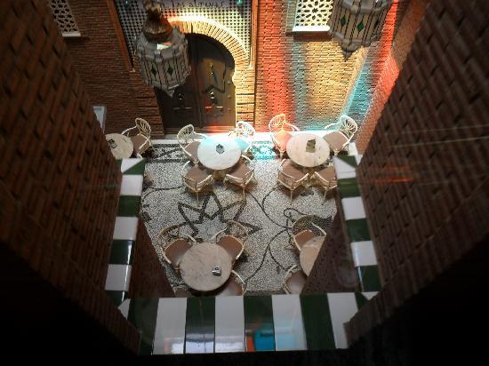 Hotel Las Almenas: sala bar