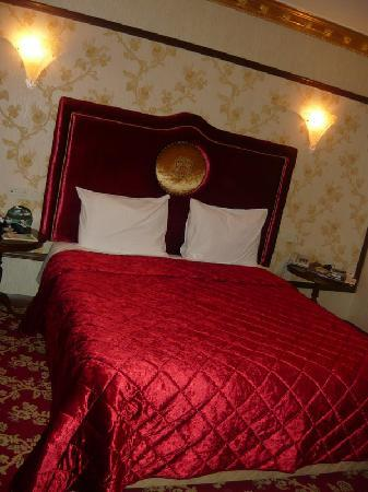 Best Western Antea Palace Hotel & Spa: Cosy bed