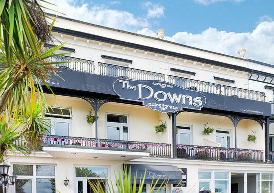 The Downs, Babbacombe: The Downs, Babbacombe