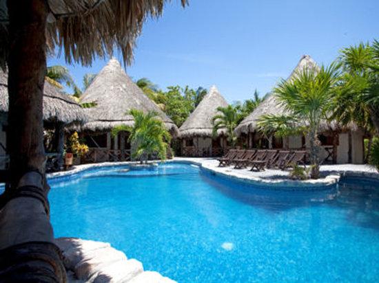 Xaloc Resort: segunda alberca