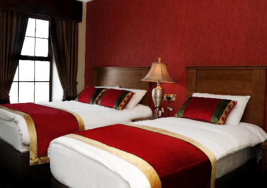 White River House Hotel: Accommodation