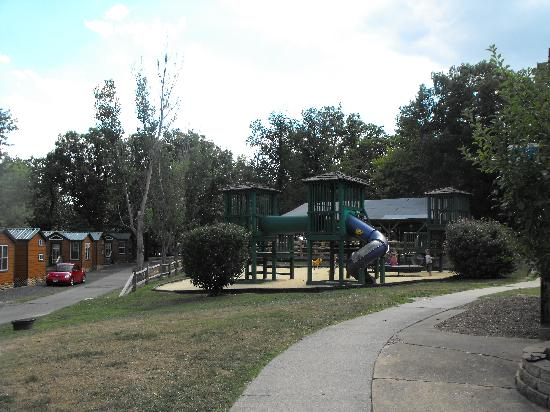 Harpers Ferry KOA : Campground