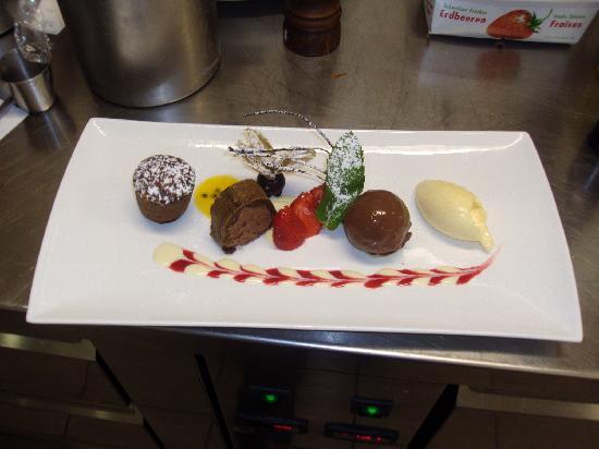 T3e Terre: Desserts