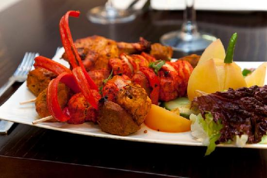 Saffron Room : Chicken Tikka