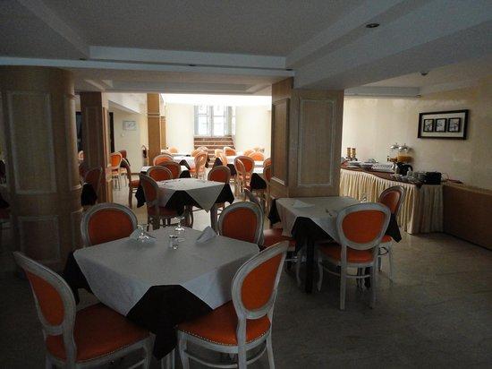 Rive Hotel: Il ristorante