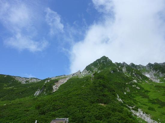 Komagatake Ropeway : 天気が良ければ