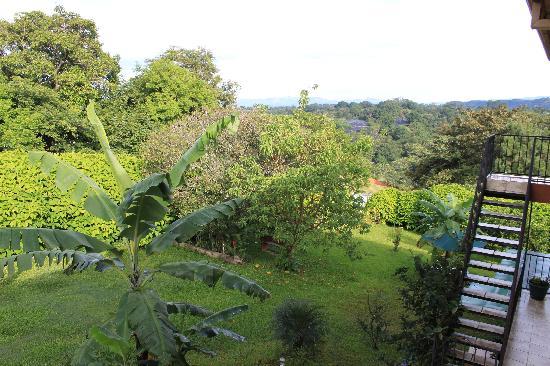 Vista Linda Montaña: Blick in den blühenden Garten I