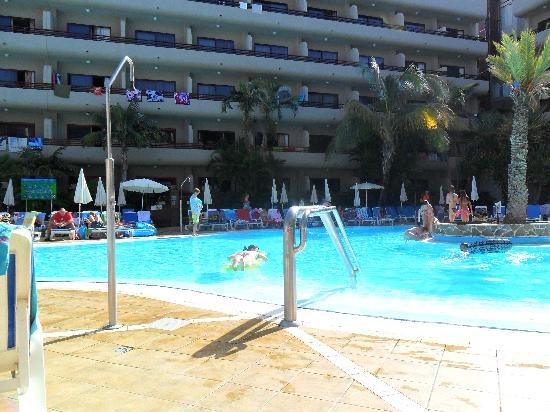 GF Fanabe: pool view