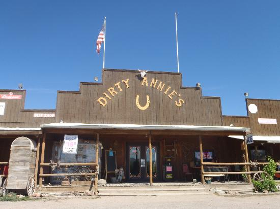 Dirty Annie's : esterno