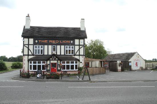 Red Lion Pinwall