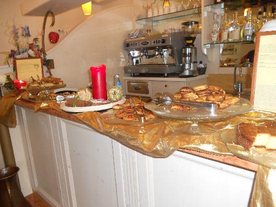 Hotel Folgarida: degustazione di tisane e dolcetti