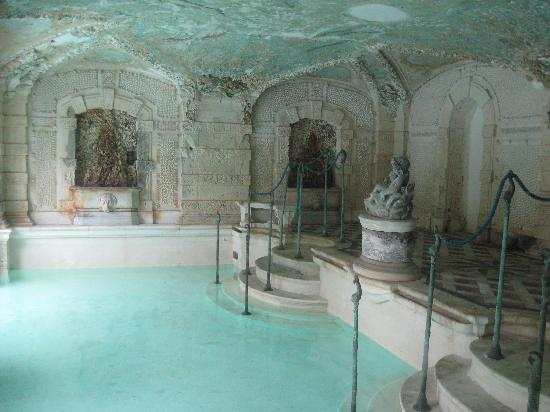 The Under House Swimming Pool Picture Of Vizcaya Museum