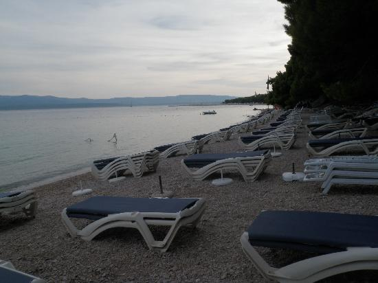 Bretanide Sport & Wellness Resort: der Strand