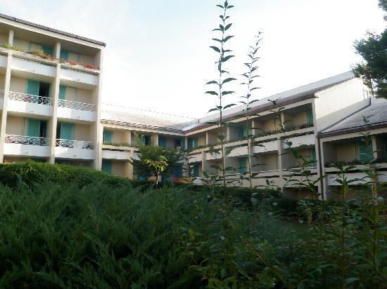 Bretanide Sport & Wellness Resort: Zimmer von Außen