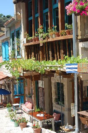 Bar, Montenegro: facade