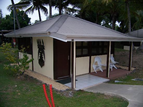Hotel Malabou Beach : le cabanon