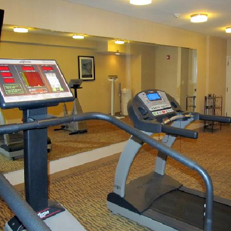 Holiday Inn Express Anderson: NEW FITNESS CENTER