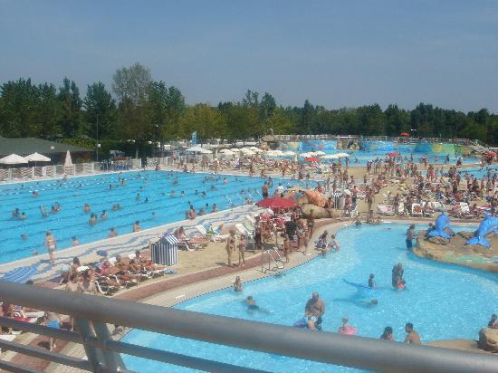 Camping Village Marina di Venezia: Pool Complex