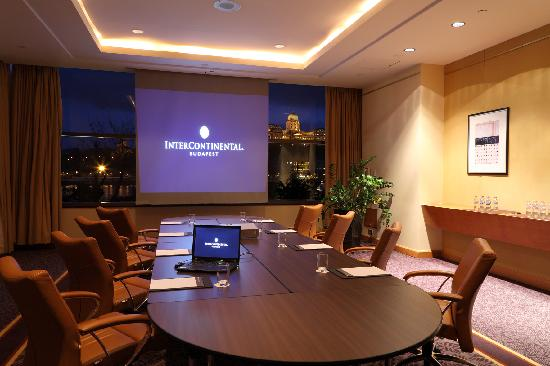InterContinental Budapest : Meetings