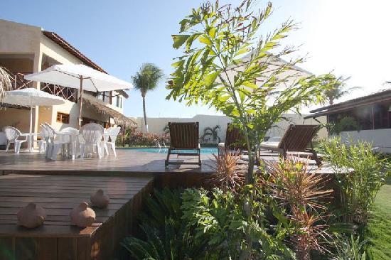 Maracuja Inn: Jardim