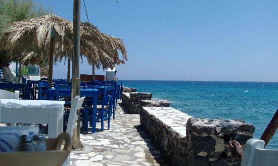 Naxos, Greece: taverna Moutsona