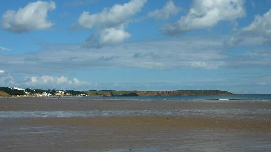 The Bay: Filey and Filey Brigg.
