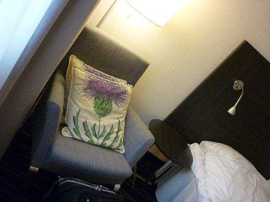 Thon Hotel Cecil: the room