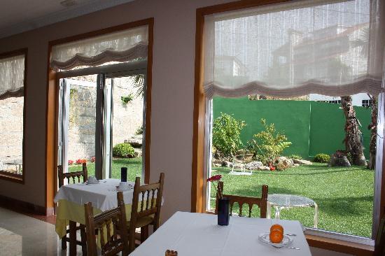 Hotel Combarro: Comedor