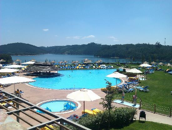 Montebelo Aguieira Lake Resort & Spa: Piscina