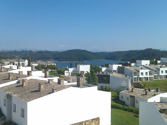 Montebelo Aguieira Lake Resort & Spa: Barragem