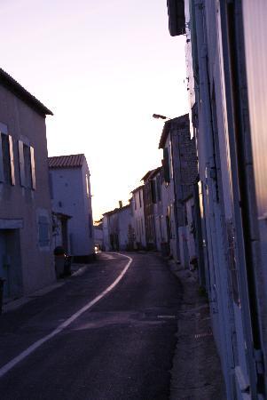 Sainte Marie de Re, Francia: Vue chambre 17