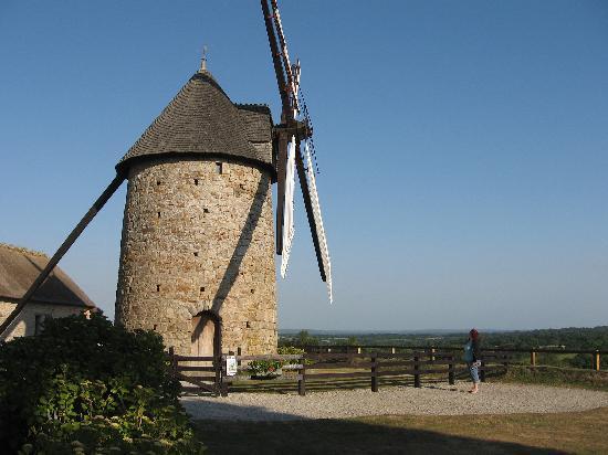 Les Cuisines du Moulin : le moulin