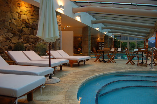 Llao Llao Hotel and Resort, Golf-Spa: Piscina interna