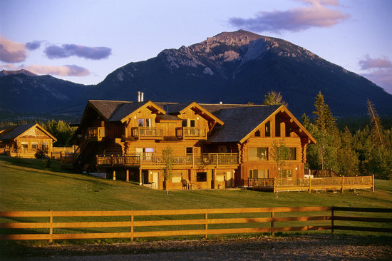 Jesmond, Kanada: Echo Valley Ranch & Spa