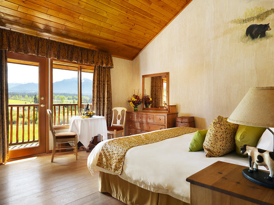 Echo Valley Ranch & Spa: Premium Room