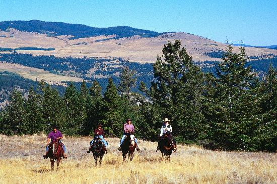 Echo Valley Ranch & Spa: Horseback Riding and Riding Lessons
