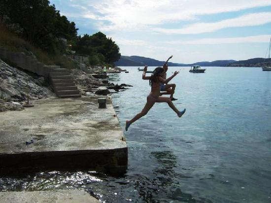 Villa Corona : Diving...