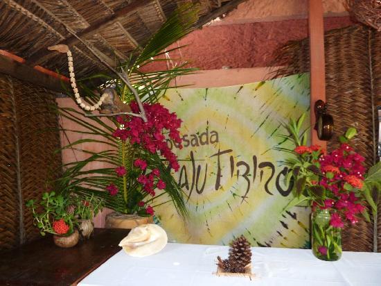 Baia da Traicao, PB: Notre séjour en mars/avril 2011 : accueil de la pousada