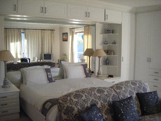 Knysna Country House: The room